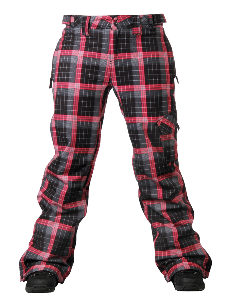 Dámské softshell kalhoty Protest Gazely Velikost: 40