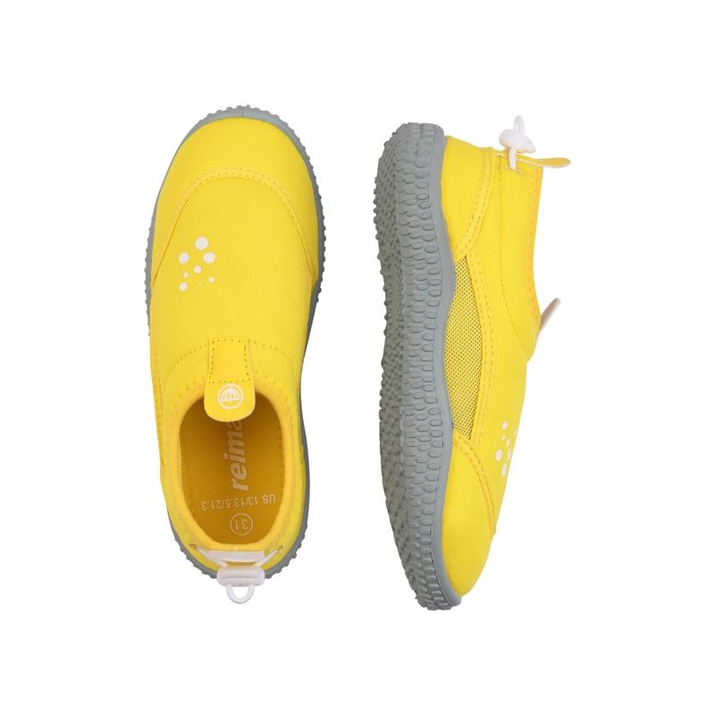 Dětské boty do vody Reima Aguifer Barva: žlutá, Velikost: 27