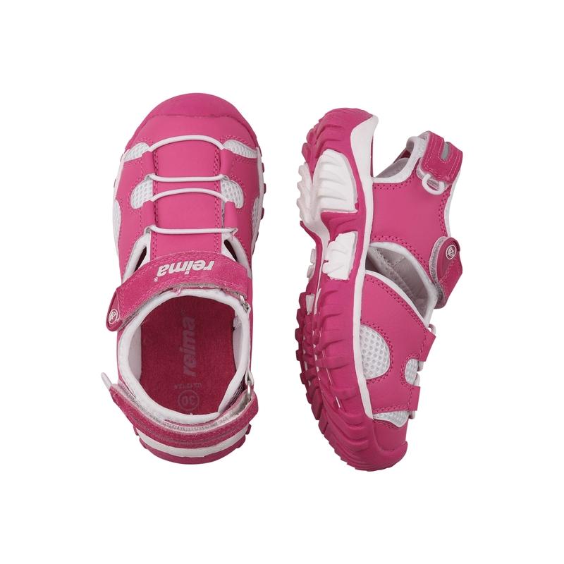 Dětské letní boty Reima Rill Barva: růžová, Velikost: 29