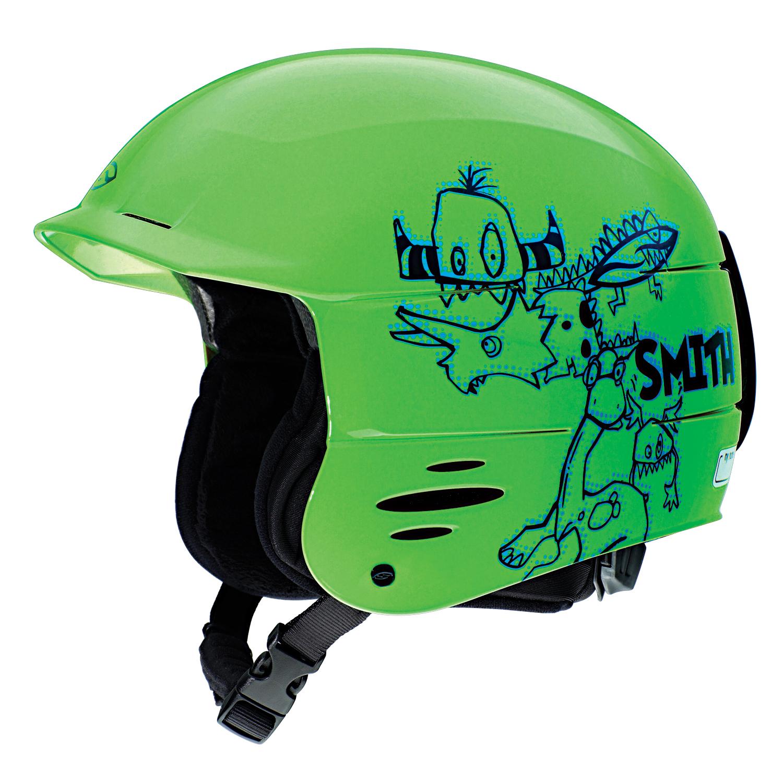 Helma Smith Upstart Jr. Barva: Zelená, Velikost: 48-53