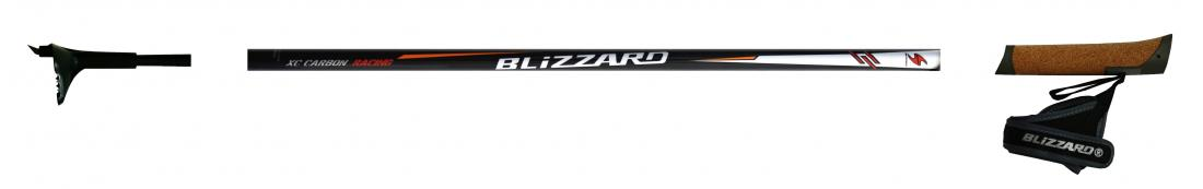 Hole běžecké Blizzard Racing Carbon Délka: 165cm