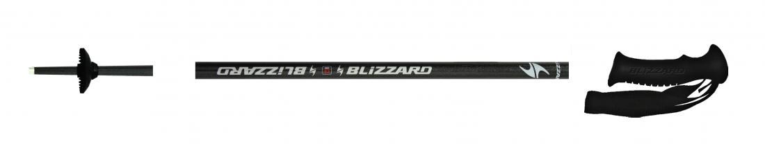 Hole Blizzard Uni black Barva: černá, Délka: 125cm