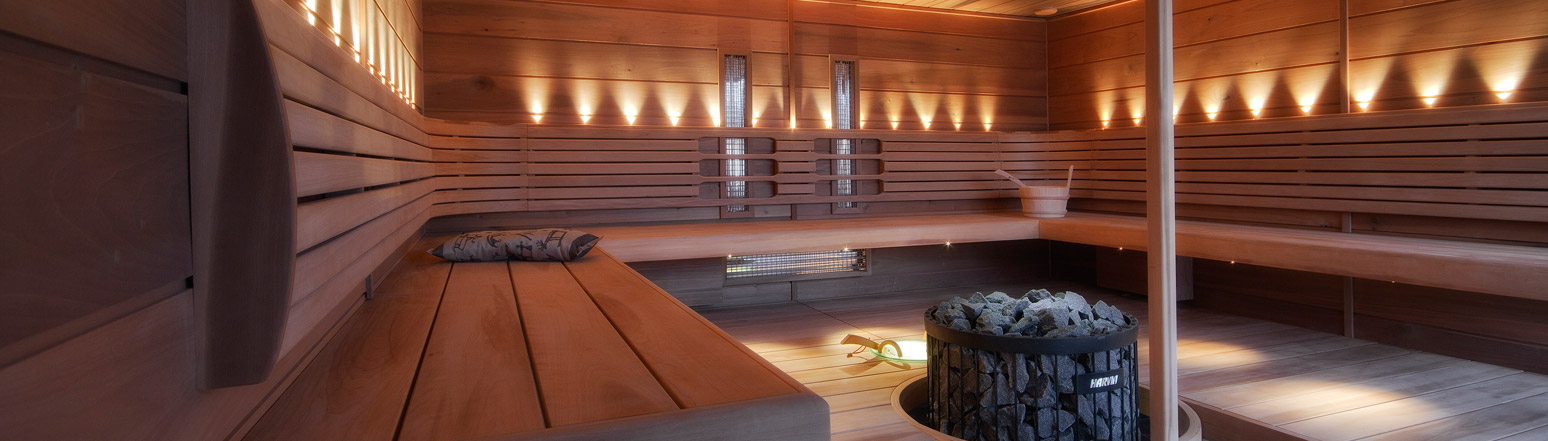Aromaterapie v sauně