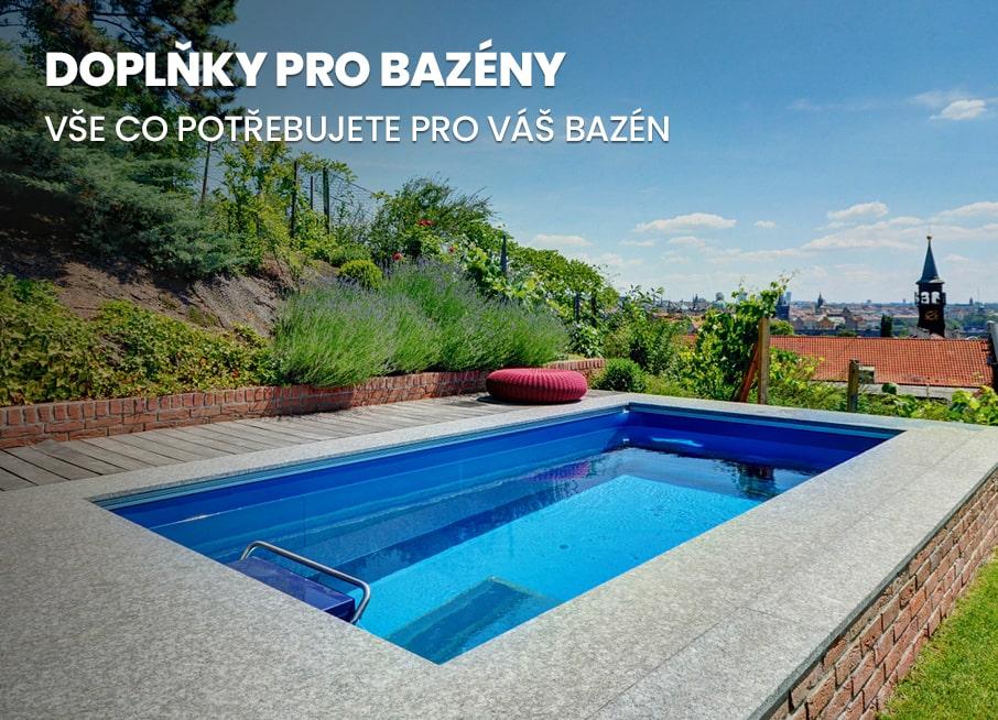 Doplňky pro bazény