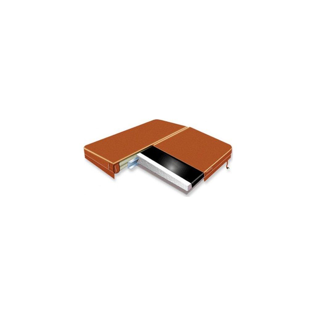 Termokryt 9026 (228x218cm) (Barva 16 cm Parchment)