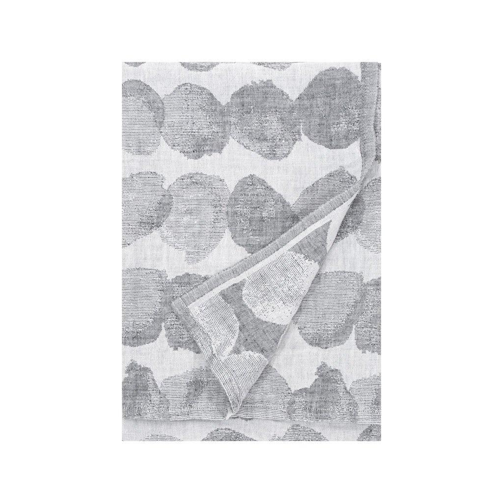 Osuška SADE (Šedá) (Velikost 48 x 70 cm)