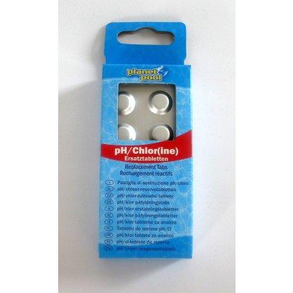 22608 nahradni tablety do testeru ph chlor