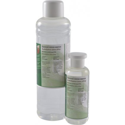 Eukalyptus mentol-extra silný - SA (Obsah balení 1 l)