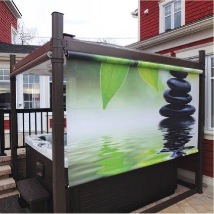 Covana Mural Screen Zen (1)