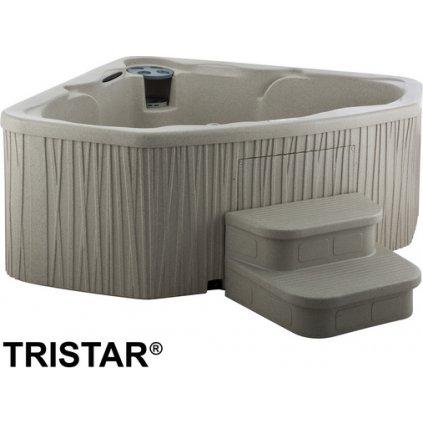 FREEFLOW SPAS TRISTAR (Barva Espresso)