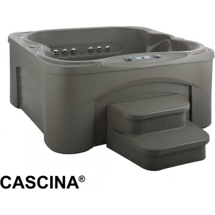 FREEFLOW SPAS CASCINA (Barva Espresso)