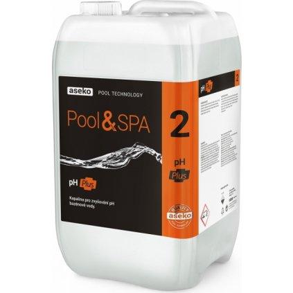 pH Plus (Obsah balení 20 l)