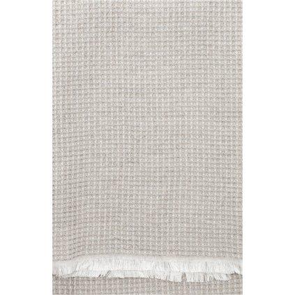 Osuška LAINE (Lněná) (Velikost 85 x 175 cm)