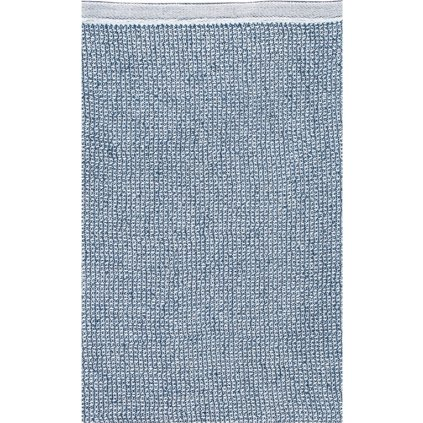 Osuška TERVA (Modrá) (Velikost 85 x 180 cm)