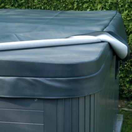 Ochranný kryt CoverProtector (Barva Tmavě šedá, Velikost 235 x 235 x 25 x 10 cm)
