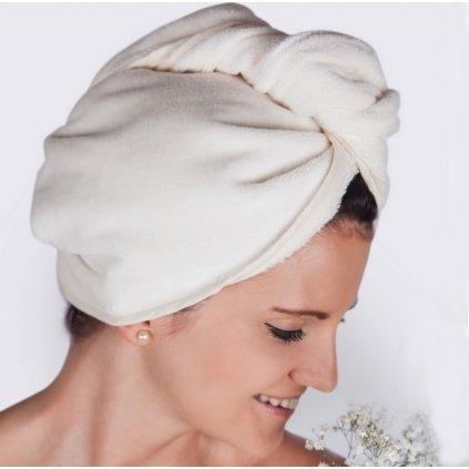 23991 la provence kremovy turban na vlasy od maryberry