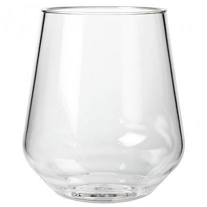 Plastová sklenice na vodu Deluxe