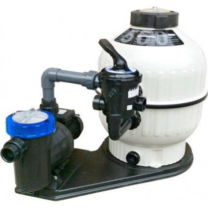 Monoblok Cantabric s bočním ventilem a čerpadlem Victoria Plus Silent (Varianty Monoblok BV 600)