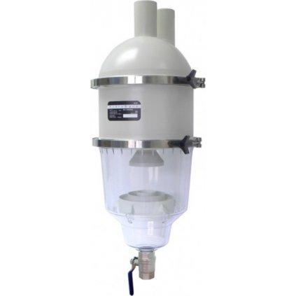 Zachycovač hrubých nečistot HYDROSPIN (Varianty Hydrospin Compact)
