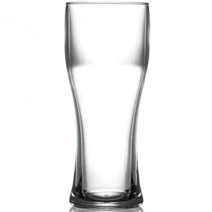 Plastová sklenice Weizen