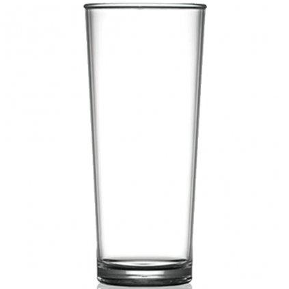 Plastová sklenice Pint