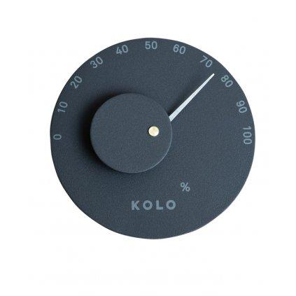 hygrometer black
