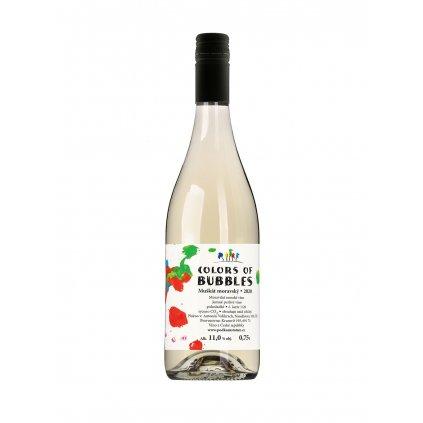 Bílé víno Colors of Bubbles