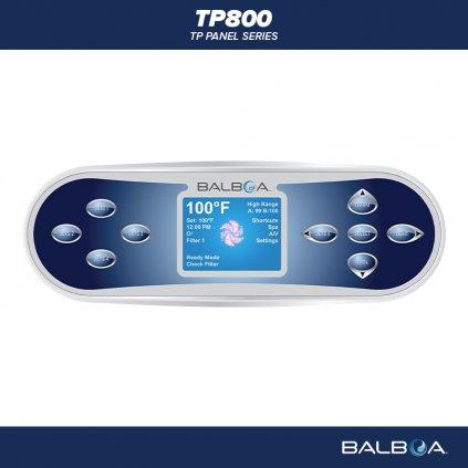 Balboa Water Group TP800 layout
