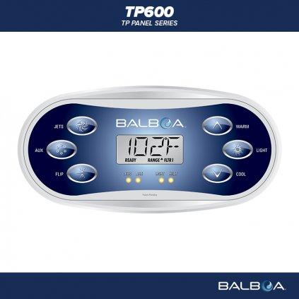 Balboa Water Group TP600 layout