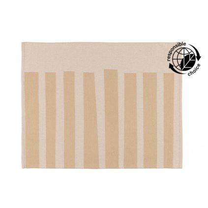 Podložka do sauny Laituri - béžová (Velikost 50 x 150 cm)