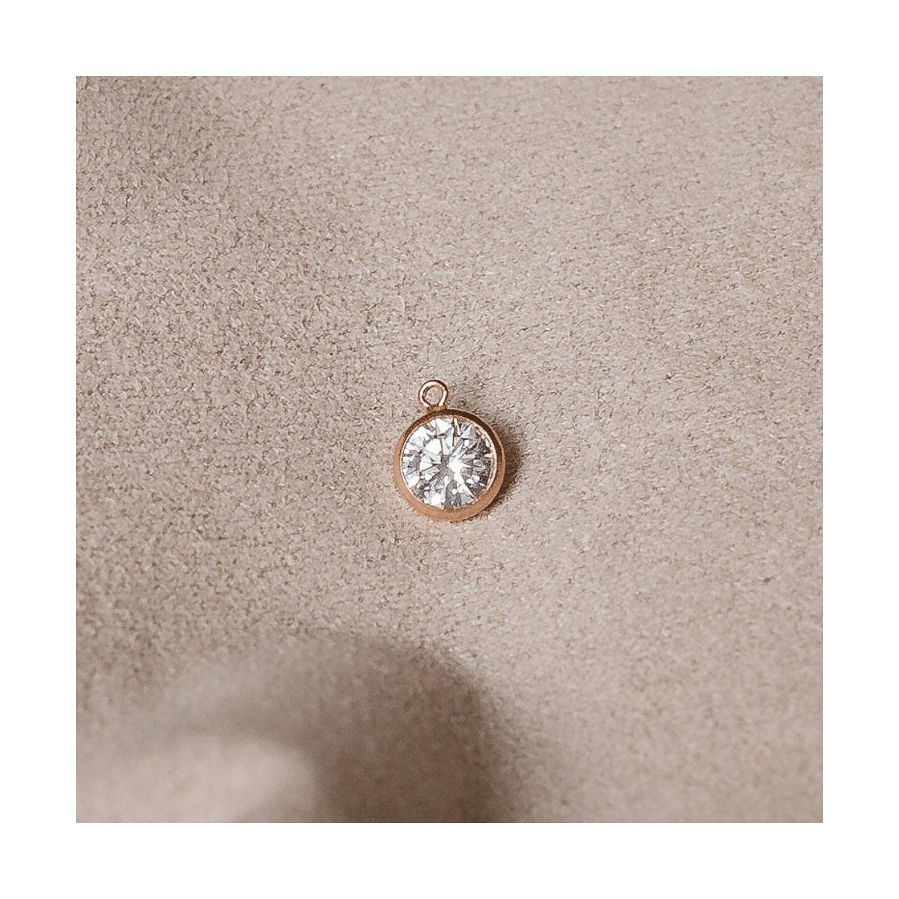 Kamínek na náhrdelník
