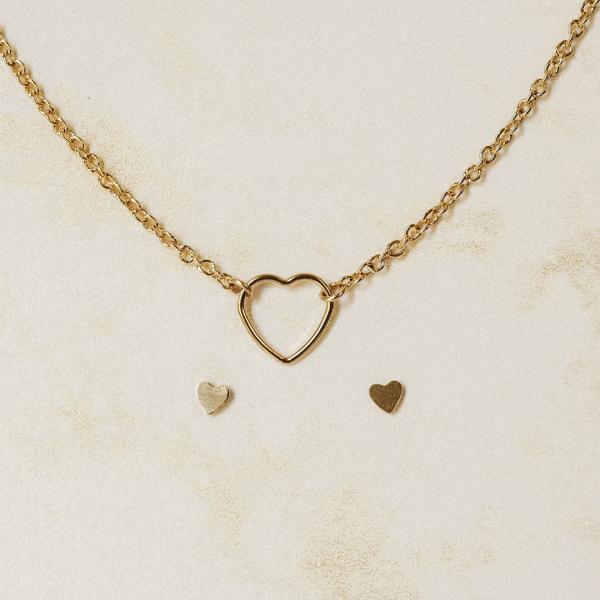 Láskyplná sada s náhrdelníkem