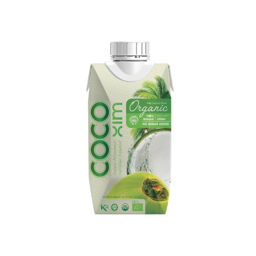 COCOXIM kokosová voda Organic, 330 ml