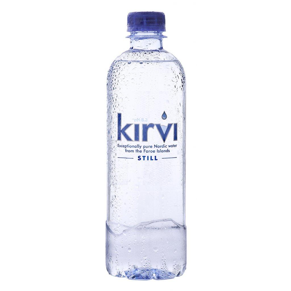 KIRVI voda z Faerských ostrovů 0,5l