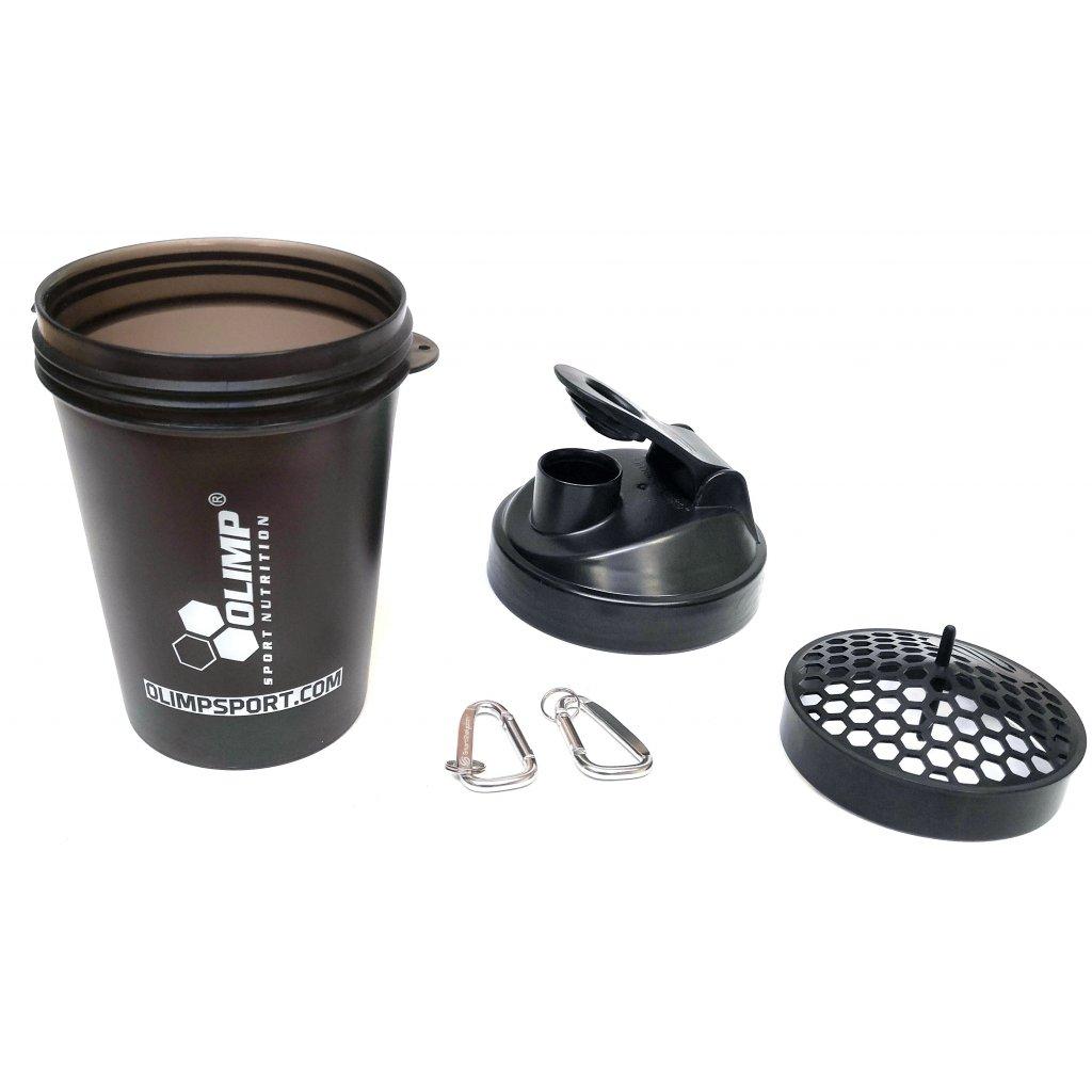 Shaker black label lite, 400ml, Olimp