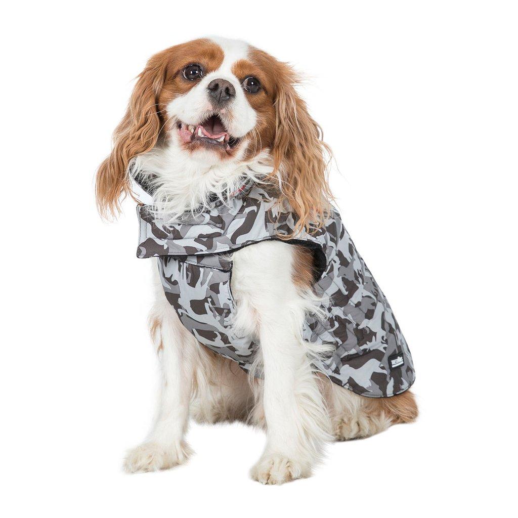 CHARLY - PRINTED DOG RAIN COAT