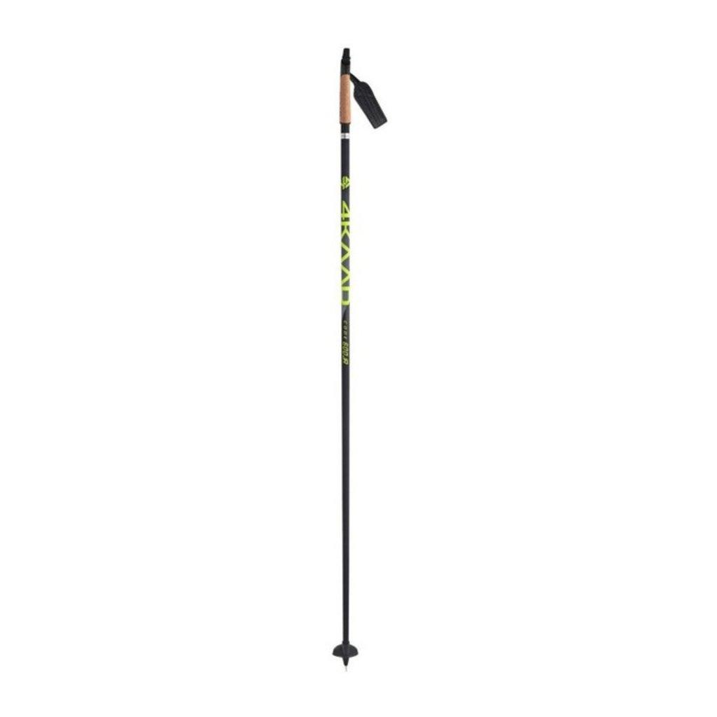 CODE 600 JR black/yellow BIATHLON strap
