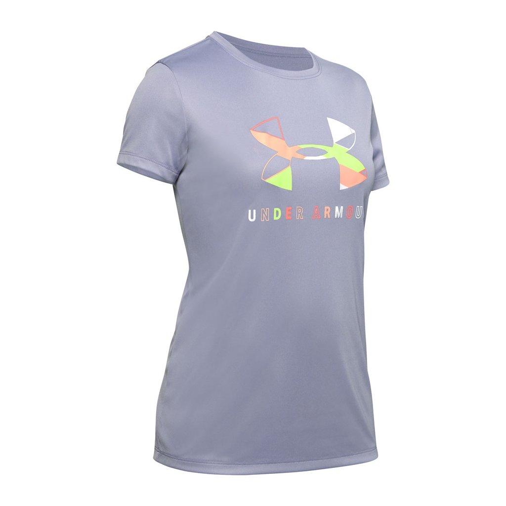 Dětské triko Under Armour Tech Graphic Big Logo SS T-Shirt