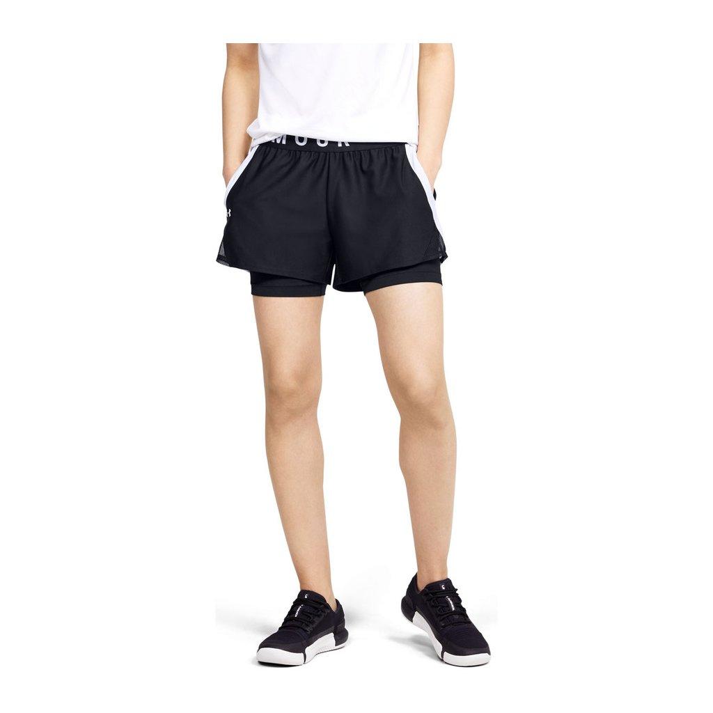 Dámské kraťasy Under Armour Play Up 2-in-1 Shorts