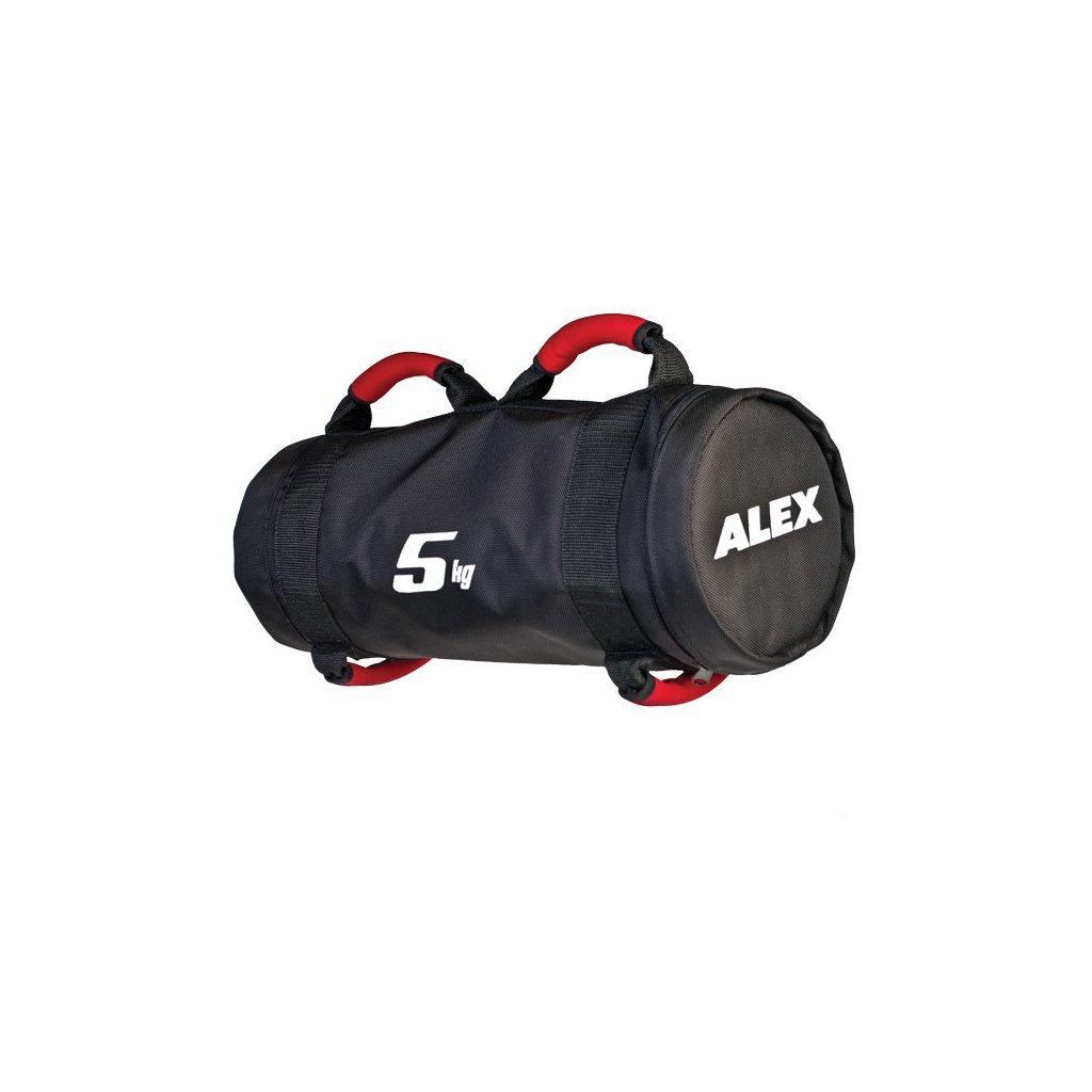 Zátěžový vak, Powerbag, 5 kg, Alex
