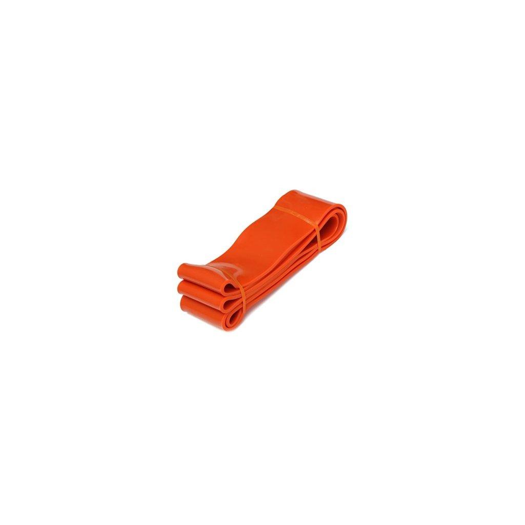Odporová guma, 38-77 kg, FIT-PRO CZECH, Oranžová