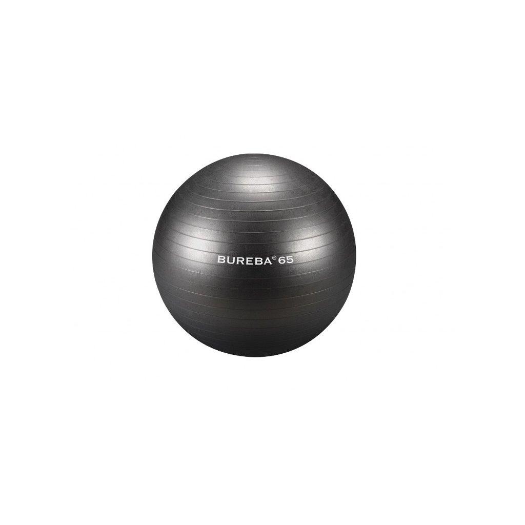 Gymnastický míč Bureba, 65 cm, Trendy Sport, Tmavě šedá