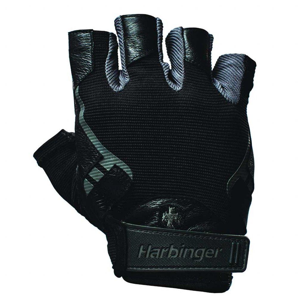 Harbinger Fitness rukavice PRO, Black, 1143, M