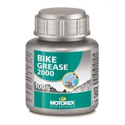 Vazelína Motorex Bike Grease 2000, dóza 100g