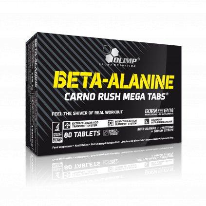 Beta-Alanin Carno Rush, 120 kapslí, Olimp