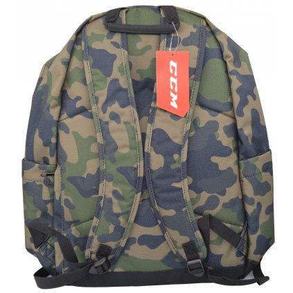 Batoh CCM Camo Backpack
