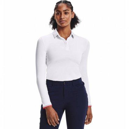 UA Zinger Long Sleeve Polo