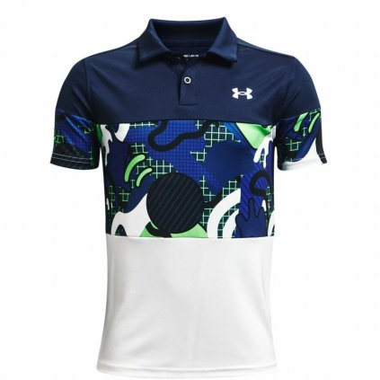 UA Perf Cool Supplies Polo