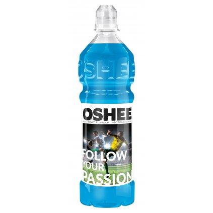 OSHEE Isotonic Drink 750 ml, izotonický nesycený nápoj s vitaminem B, Multifruit