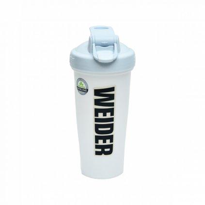 Weider shaker blender, 600ml, bílý